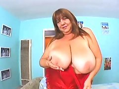 Bbw with nice tits fucking heavily