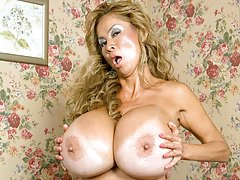 Fat girl big jugs milf porno films